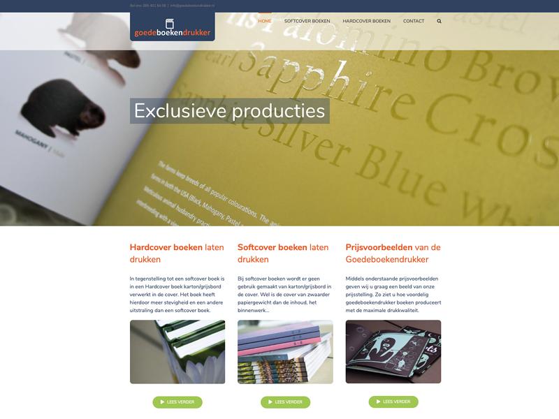 Olafs grafische vormgeving webdesign eindhoven goedeboeken drukker