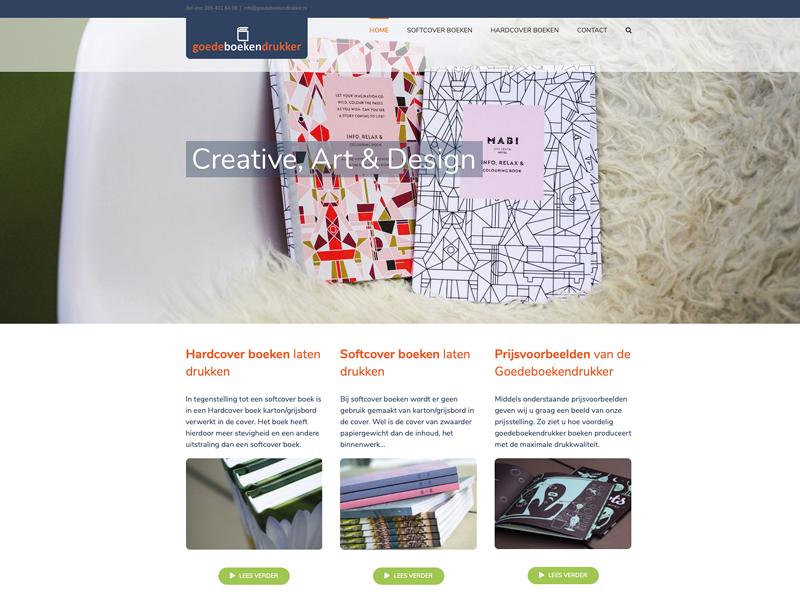 Olafs grafische vormgeving webdesign eindhoven