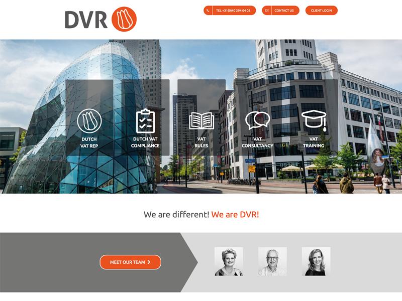 Olafs grafische vormgeving webdesign eindhoven dutch vat rep
