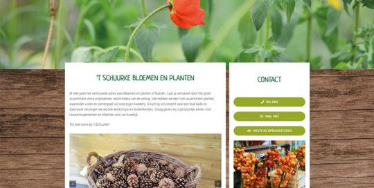 Olafs grafische vormgeving webdesign Eindhoven Schuurke nuenen