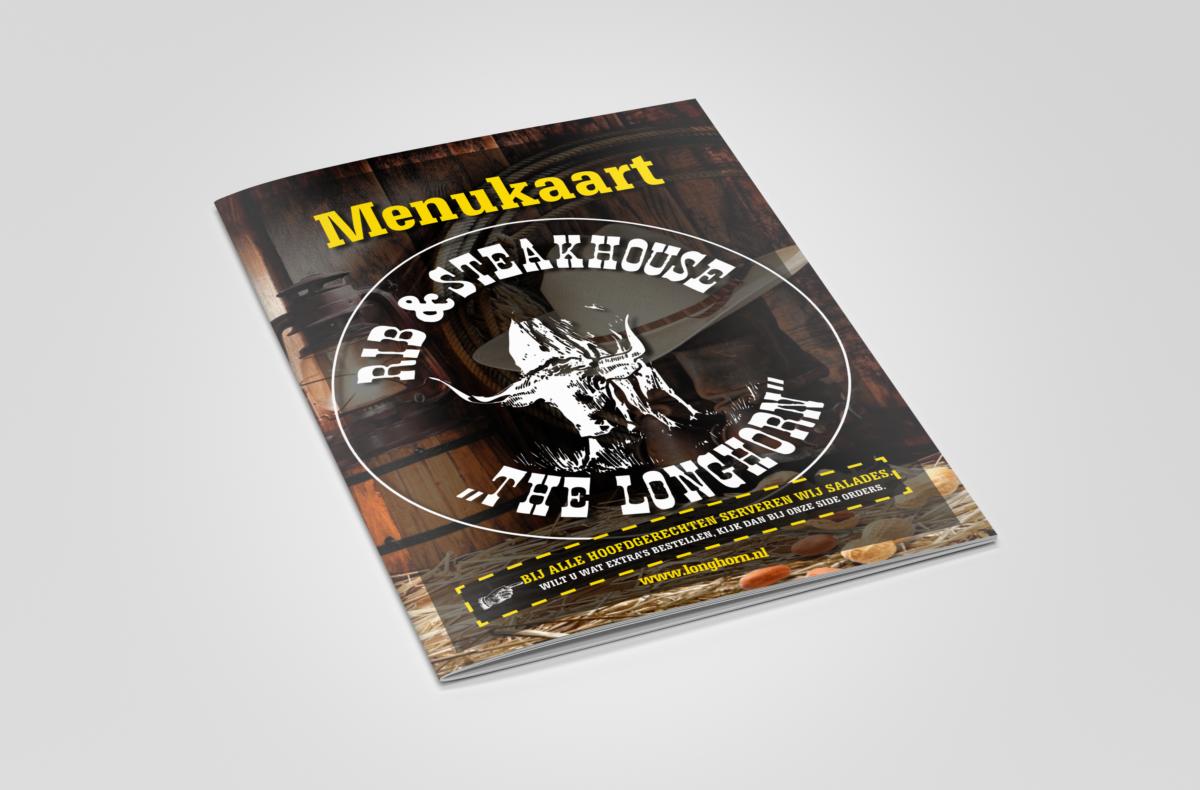 Menukaart Longhorn Eindhoven Olafs.nl