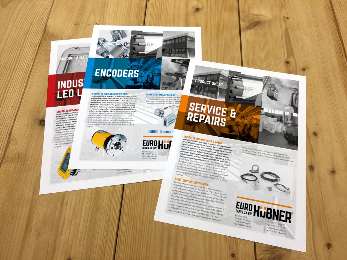 Hubner leaflets